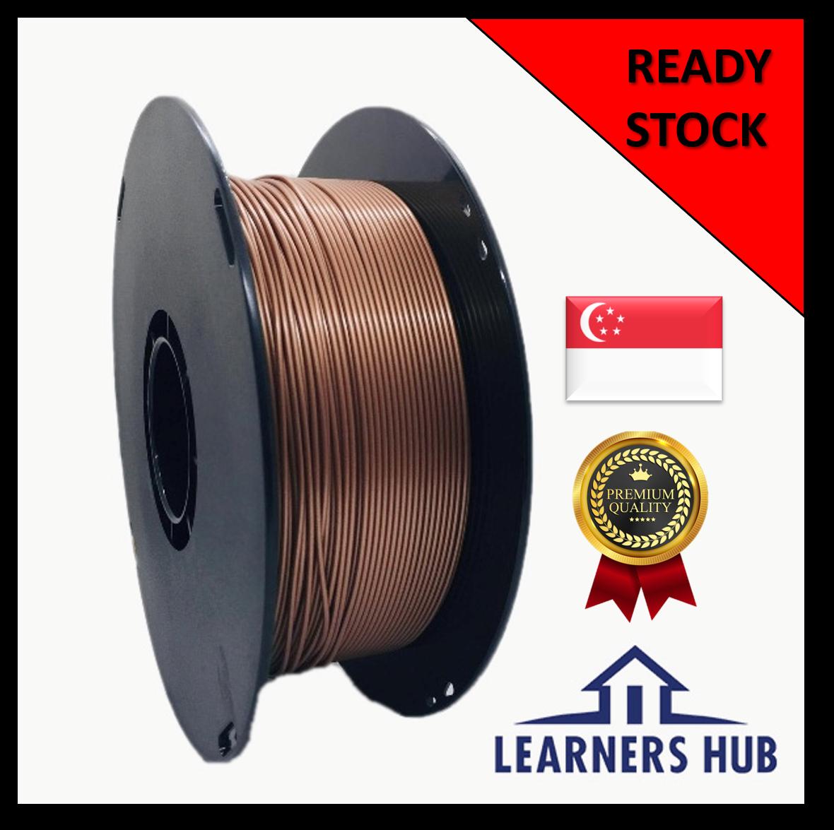 900g 1.75mm Copper PLA Filament