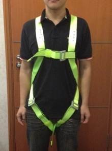 Osprey Full Body Harness and Energy Absorbing Lanyard