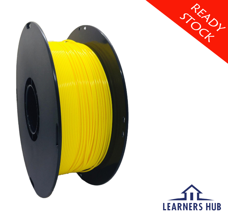900g 1.75mm Yellow PLA Filament